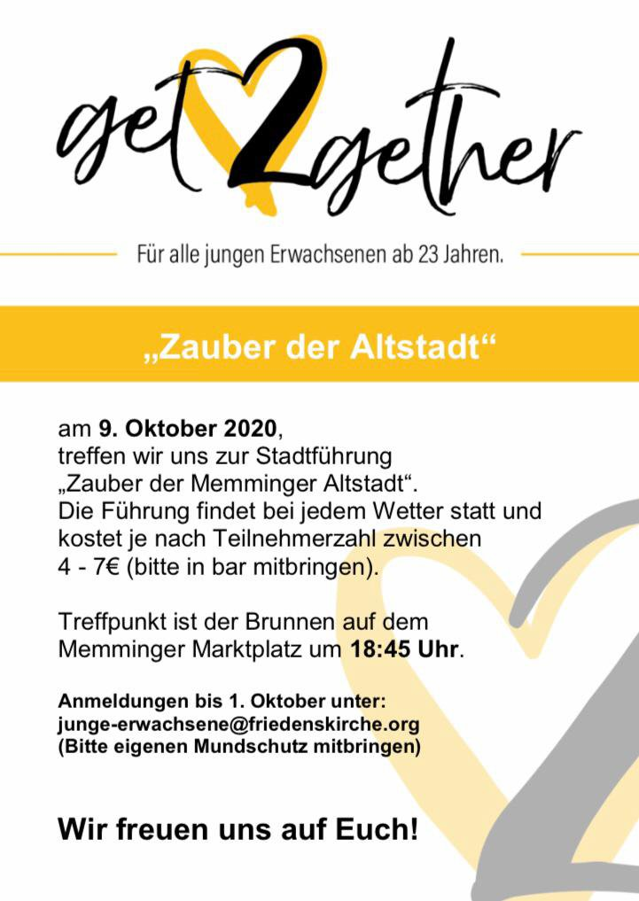 """""""Zauber der Altstadt"""""""